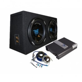 SoundStream 2xSW12SE pakket