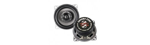 10cm coaxiaal speakers