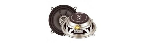 13 cm coaxiaal speakers